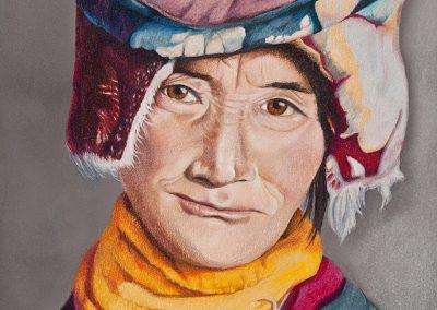Tibet Man